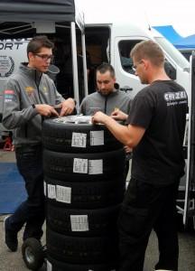Nouveaux pneus Pirelli conformes à la nouvelle règlementation FIA