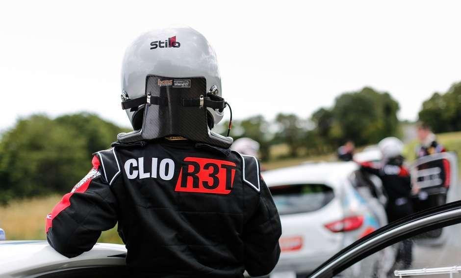 Le Clio R3T Trophy reconduit en 2016 ! (Photo @Renault Sport Technologies)