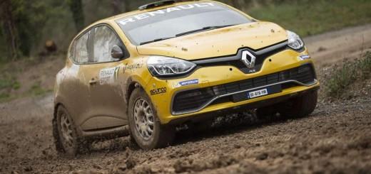 Le Rallye du Portugal marque les débuts de la saison 2016 avec Michaël Burri et Anderson Levratti